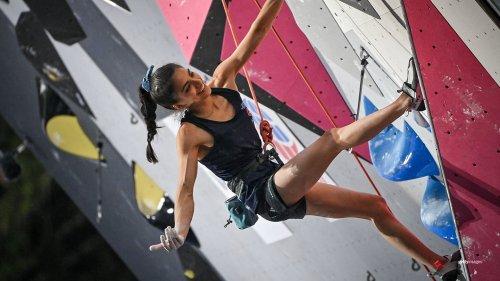 Natalia Grossman's World Championship One Of Three U.S. Medals At Climbing World Championships