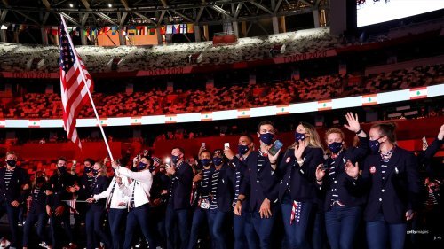 Tokyo Olympics Opening Ceremony A Mix Of Exuberance And Excitement