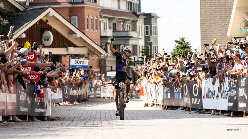 What Helped Christopher Blevins Win The First Mountain Bike World Cup For U.S. Men Since 1994