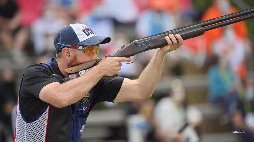 U.S. Takes Skeet Mixed Team Gold Medal At Shotgun World Cup