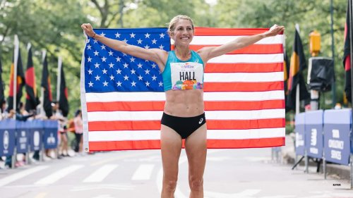 With Tokyo On The Horizon, Distance Runners Sara Hall And Molly Seidel Shine In New York Mini 10K