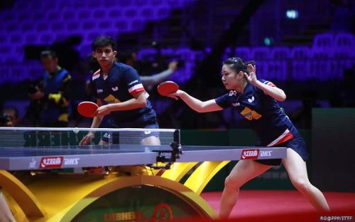 USA Table Tennis Welcomes World Championships to America for the First Time Ever