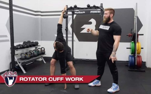 The 4 Move Circuit for a Bulletproof Rotator Cuff