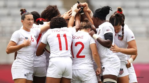 Sixth-Place Finish In Tokyo Belies Progress Made For U.S. Women's Rugby Team
