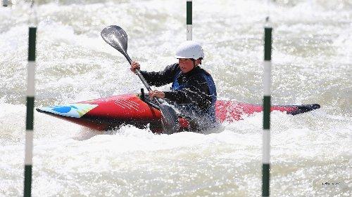 Extreme Canoe Slalom Adds Bumping, Boisterous Race To 2024 Olympics