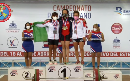 Kyle Sweeps Gold as Team USA Takes on Pan Am Championships