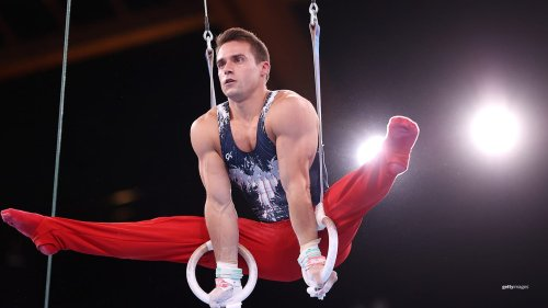At The Men's Gymnastics All-Around Final, The Mikulak Era Officially Gives Way To Malone