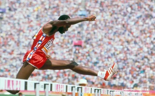 """Track & Field Legend Edwin Moses Reflects On """"Horrible Price"""" Athletes Paid Due To The 1980 Boycott"""