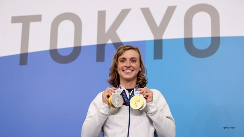 Katie Ledecky Leaves Stanford To Train For Paris Olympics At Florida