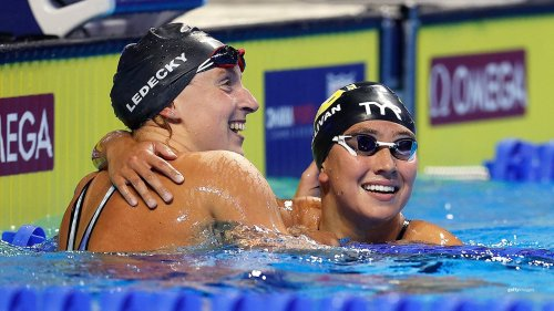 Katie Ledecky Adds Two More Races to Tokyo Program, Allison Schmitt Makes Fourth Olympic Team, & UVA Freshman Alex Walsh Will Make 200 IM Olympic Debut