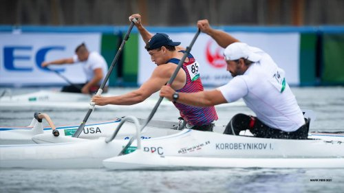 An Investment Analyst By Day, Blake Haxton Paddled To Paralympic Success As A Rower And Canoeist In Tokyo