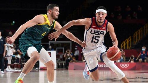 U.S. Men's Basketball Beats Australia, Now Goes For Fourth Straight Gold