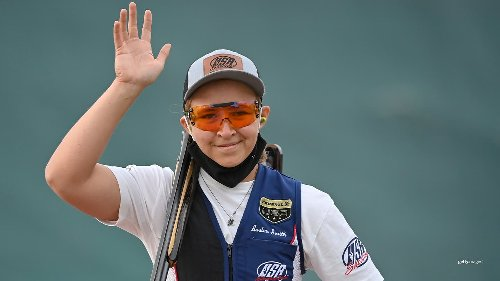 Olympic-Bound Austen Smith Wins Skeet World Cup Gold Medal In Italy
