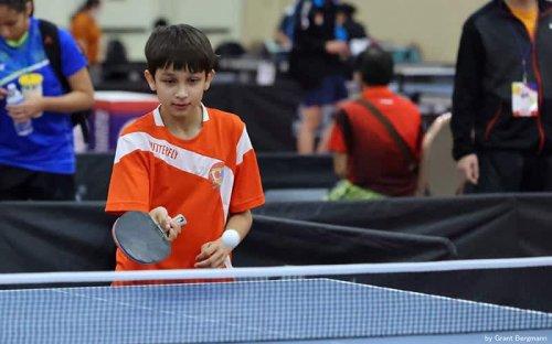 USA Table Tennis Announces 2021 ITTF Pan Am Youth Championship U13 and U11 Teams