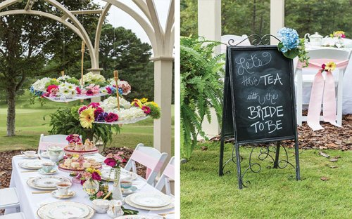 Bridal Tea Party- TeaTime Magazine