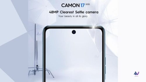 TECNO officially launches the Camon 17 Series in Kenya