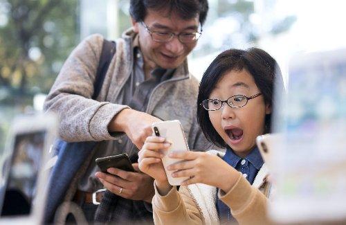 Versteckter iPhone-Buchstabe könnte Sie schocken - TECHBOOK