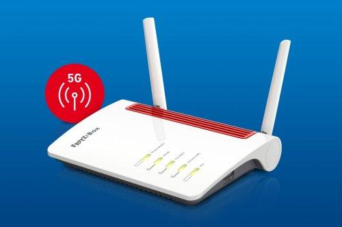 Fritzbox 6850 5G vorgestellt – der neue Router im Check