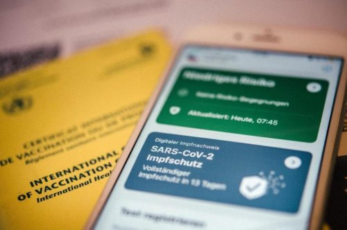 Digitaler Impfpass: Corona-Impfzertifikat aufs Smartphone laden