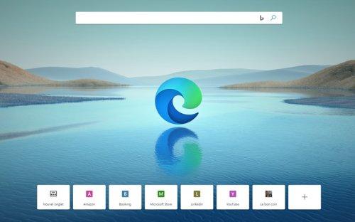 Microsoft lance une nouvelle version de son navigateur Edge