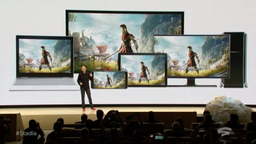 Google Stadia is now available on iOS