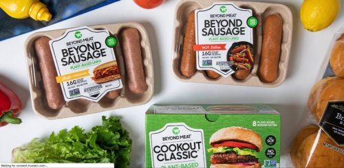 Investors get a rise out of Walmart's agreement to stock more Beyond Meat