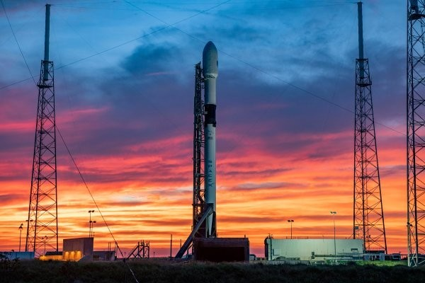 Watch SpaceX launch a GPS satellite for the US Space Force live
