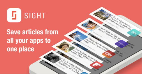 Landscape Mobile Launches Sight, Raises Seed Round To Visually Archive Articles