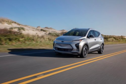 GM unveils a refreshed Chevy Bolt EV and its bigger, yet compact crossover sibling