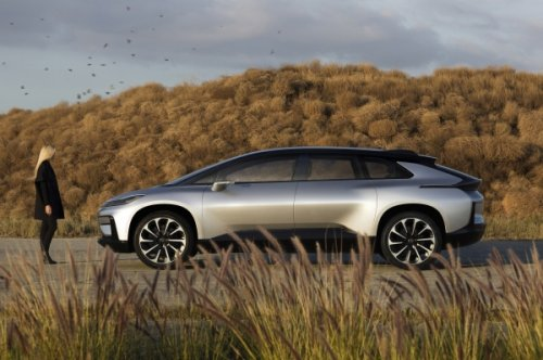 Faraday Future sued by visual effects studio for $1.8 million