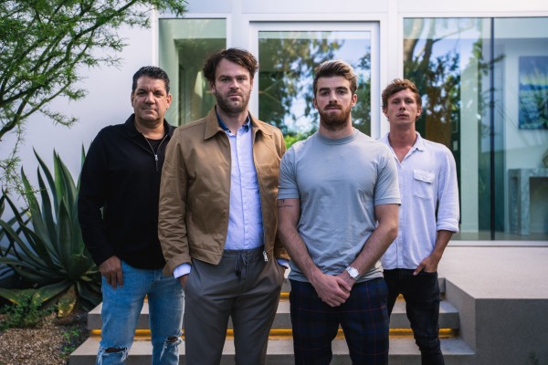 The Chainsmokers just closed their debut venture fund, Mantis, with $35 million