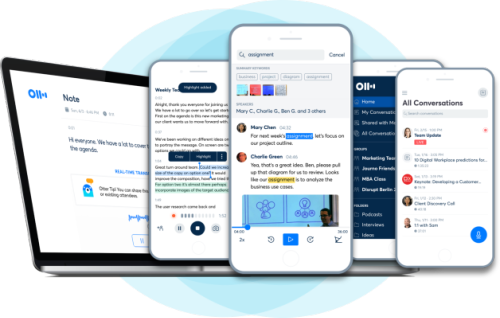 Boosted by the pandemic, meeting transcription service Otter.ai raises $50M