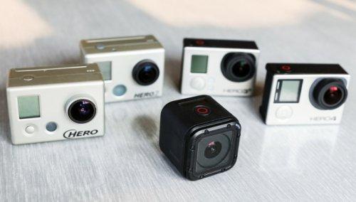 GoPro Sued Over Hero4 Session Design