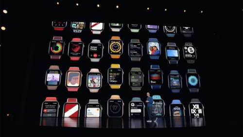 Here's everything Apple announced at its event this morning