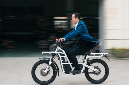 Electric utility bike startup Ubco raises $10 million to fund its global expansion