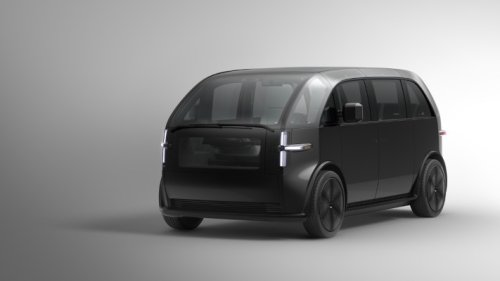 Canoo's electric microbus will start under $35,000 when it comes to market next year