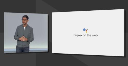 Duplex, Google's conversational AI, has updated 3M+ business listings since pandemic