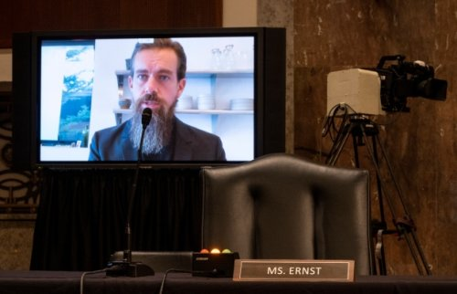 Twitter and Facebook's diverging philosophies were on display in the latest tech hearing