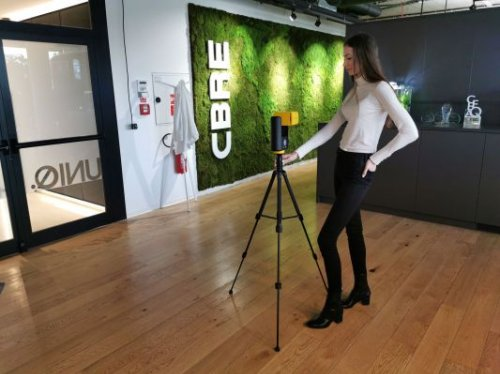 Giraffe360, a robotic camera for real estate, raises $4.5M from LAUNCHub and Hoxton Ventures