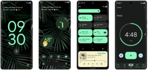 Google's brand new Android 12 operating system launches today