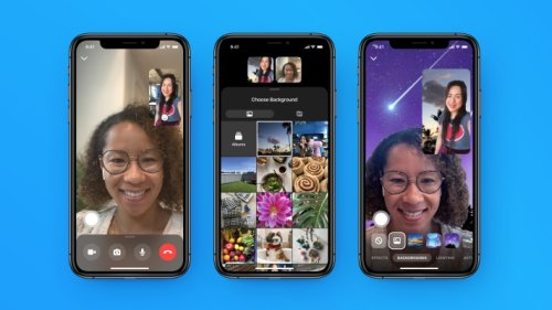 Facebook updates Messenger Rooms as Zoom sits at top of the App Store