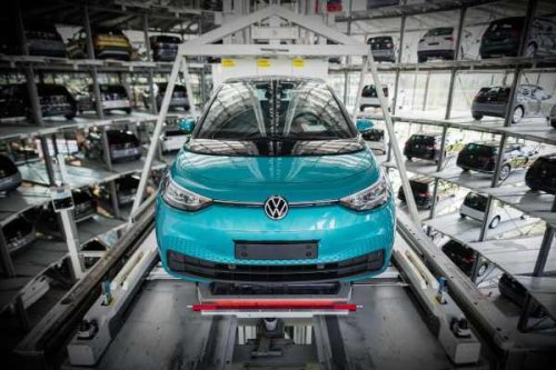 Volkswagen says a vendor's security lapse exposed 3.3 million drivers' details