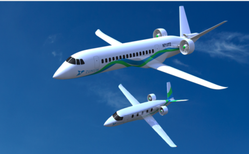 Zunum Aero's electric passenger plane hopes to offer cheaper flights by 2020