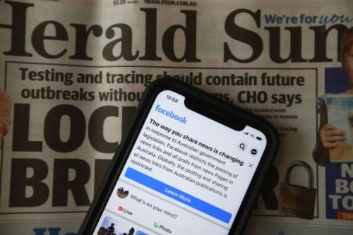 After Facebook's news flex, Australia passes bargaining code for platforms and publishers