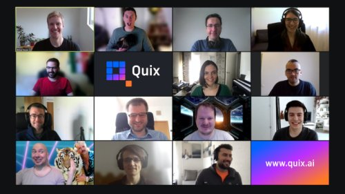 Quix raises $3.2M from Project A and others for its 'Stream centric' approach to data
