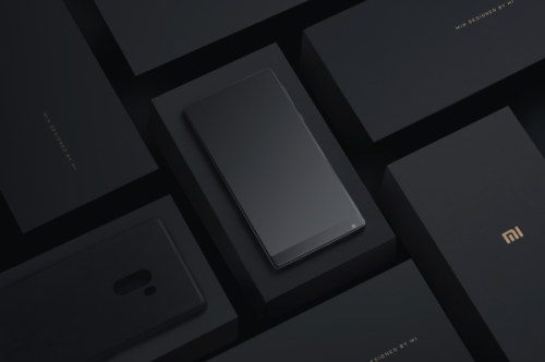 Xiaomi unveils concept phone with near bezel-less display