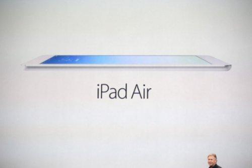 Apple Introduces The iPad Air