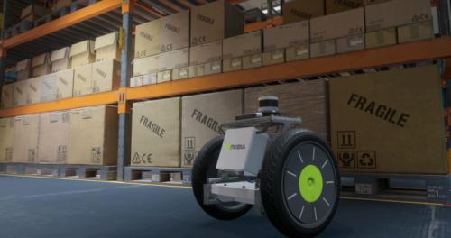Nvidia launches its Isaac SDK to help democratize AI-powered robot development