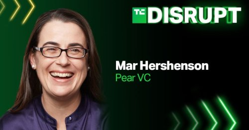 Mar Hershenson joins us at TechCrunch Disrupt on how to craft your pitch deck