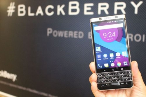 BlackBerry's smartphone brand switches hands again, set to return as a 5G Android handset